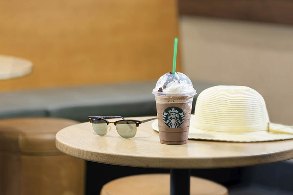 24 North Picks: Starbucks Summer Drinks