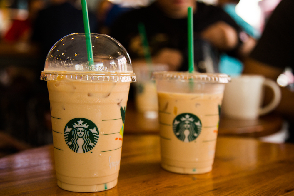 24 North Picks: Iced Summertime Drinks at Starbucks