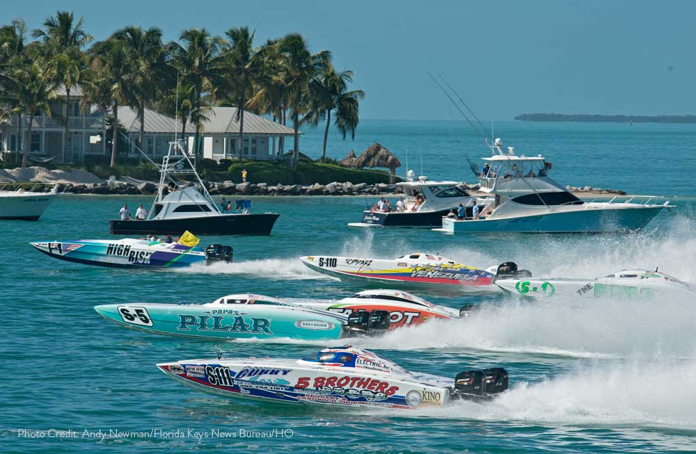 Powerboat World Championships in Key West