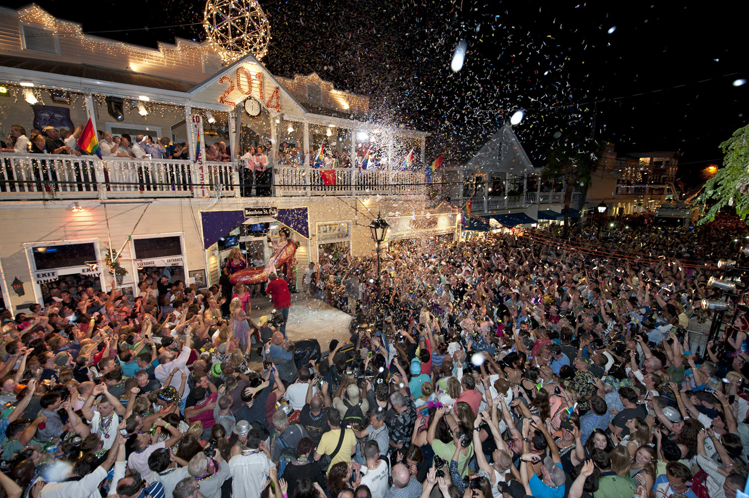 New Year's Eve in Key West