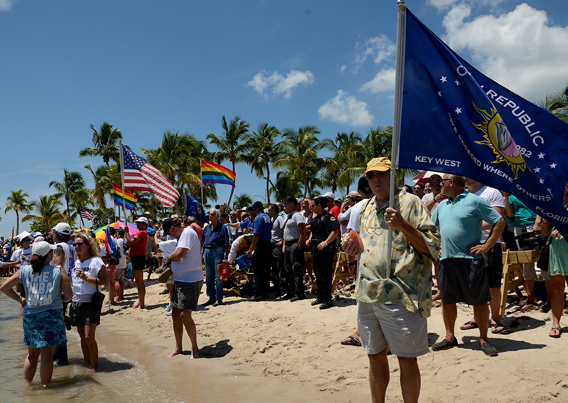 Unofficially, the Most Fun in Key West: Conch Republic Independence Celebration