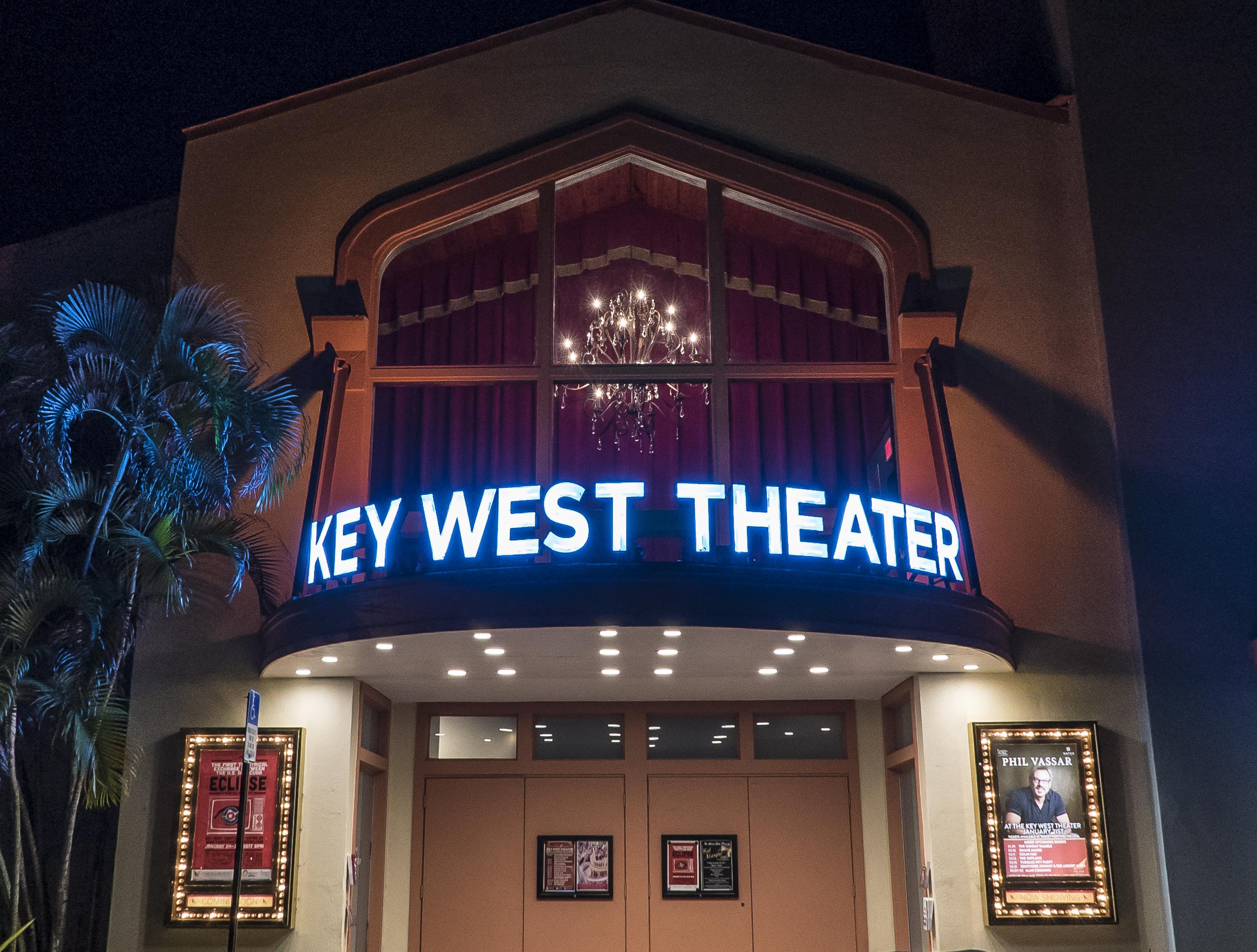 Key West Theater Florida Keys Music Events