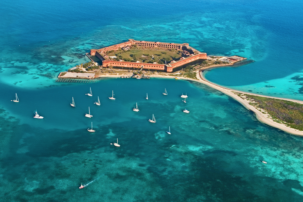 A Brief History of Dry Tortugas Nat'l Park