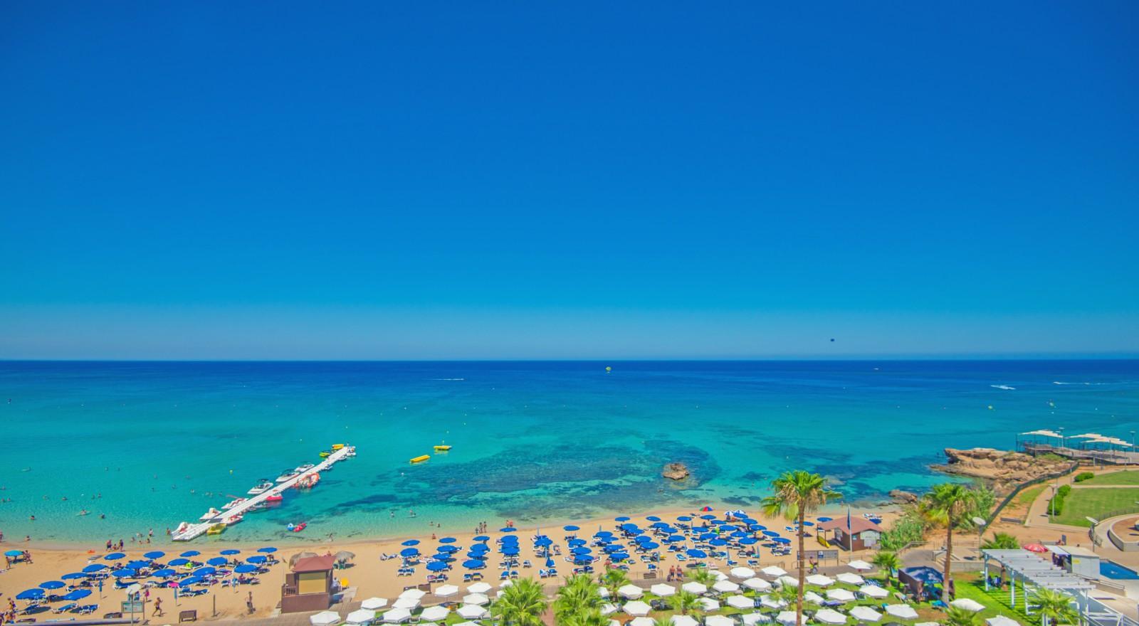Tsokkos Silver Sands Beach Hotel Protaras