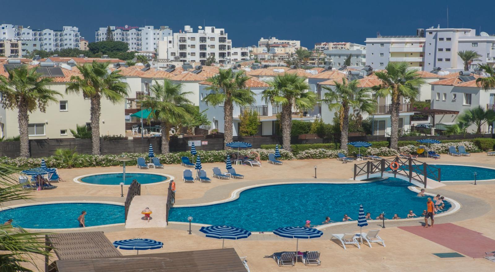 Hotel Papantonia Hotel Apartments (Cyprus Protaras)