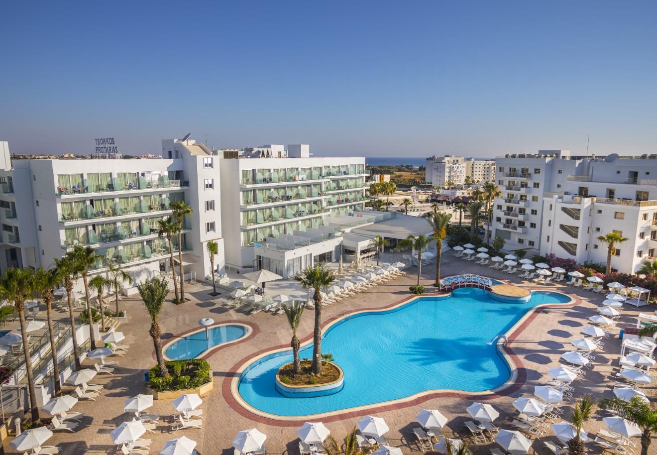 Papantonia Hotel Apartments (Cyprus, Protaras). Holidays in Cyprus 61