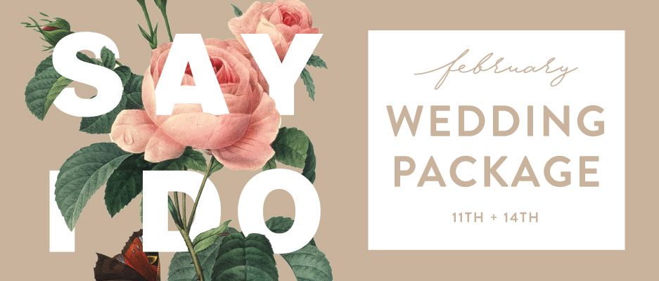 Say I Do at The Padre this February