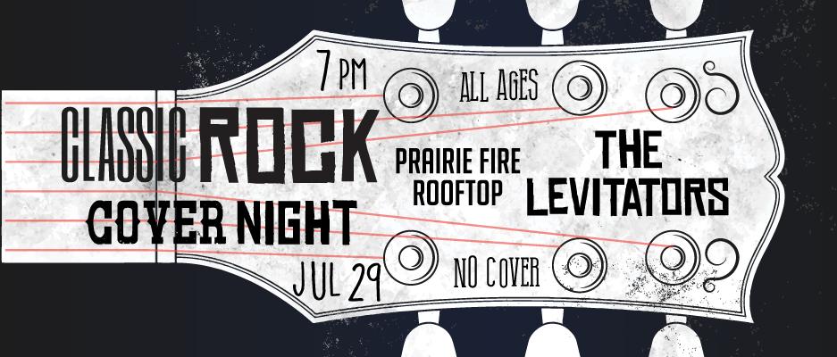 Classic Rock Cover Night