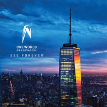 See Forever at One World Observatory