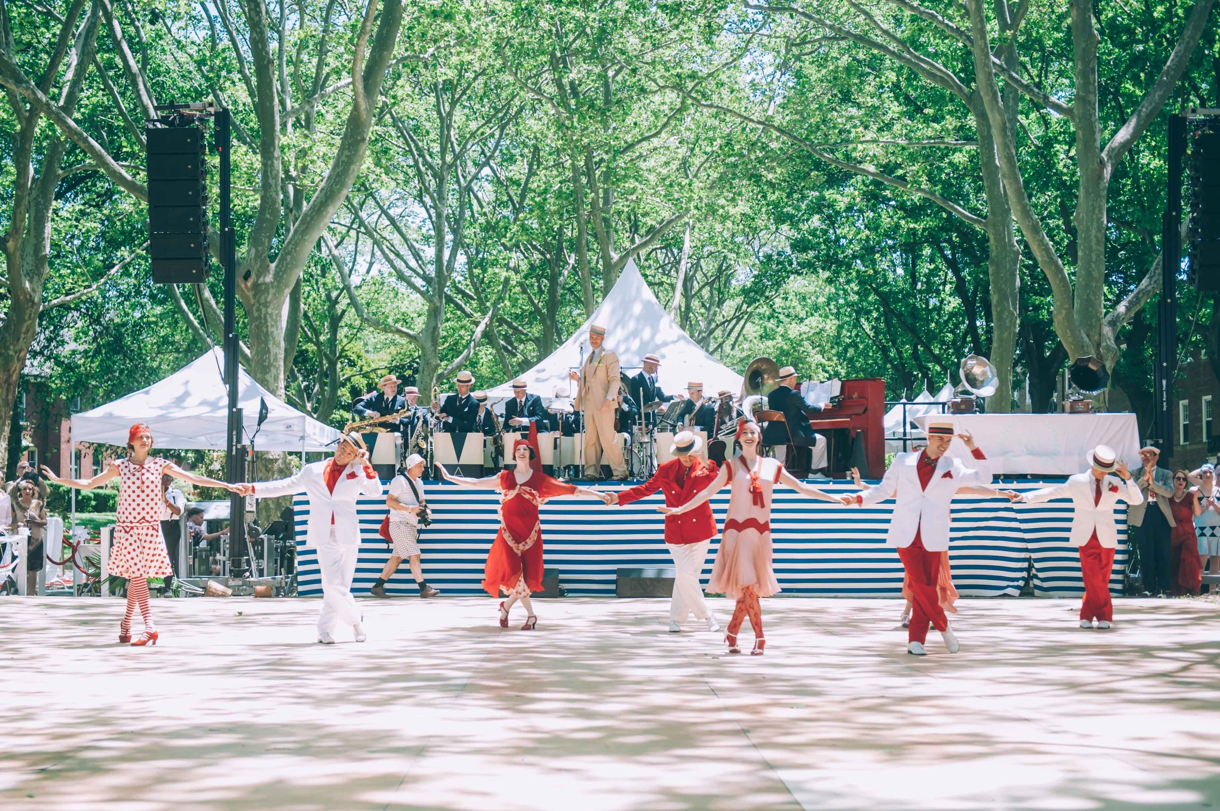 The Jazz Age Lawn Party August