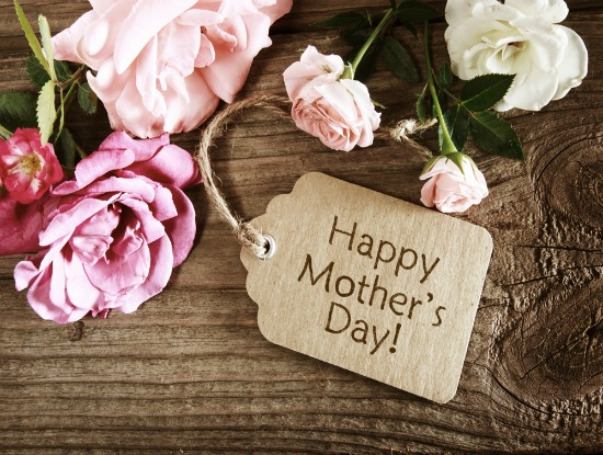 CELEBRATE MOTHER'S DAY FOR THE MONTH OF MAY