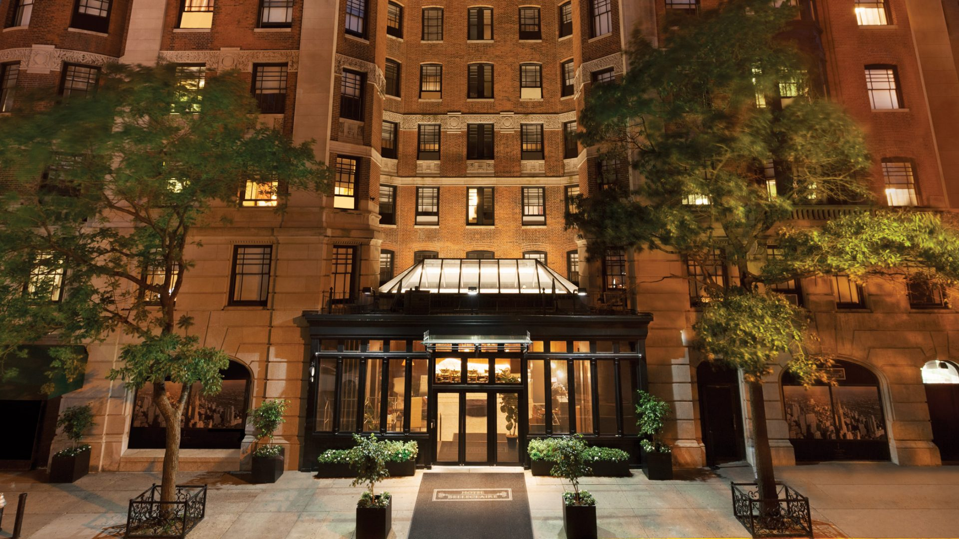 Upper west side hotels hotel belleclaire in new york for Best boutique hotels nyc 2016