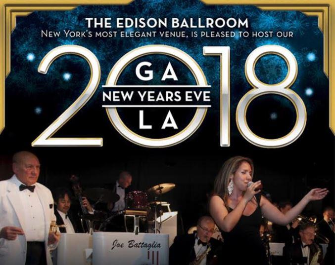 New Year's Eve Gala 2018