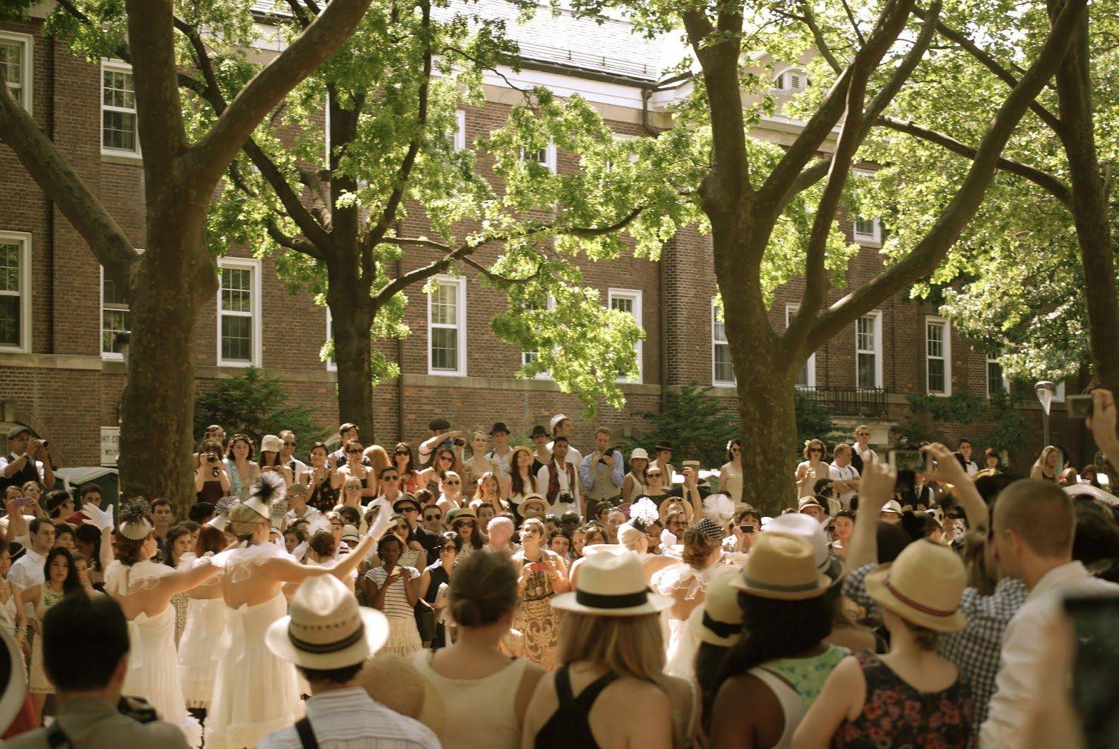 Jazz Age Lawn Party Brings Back The 1920s