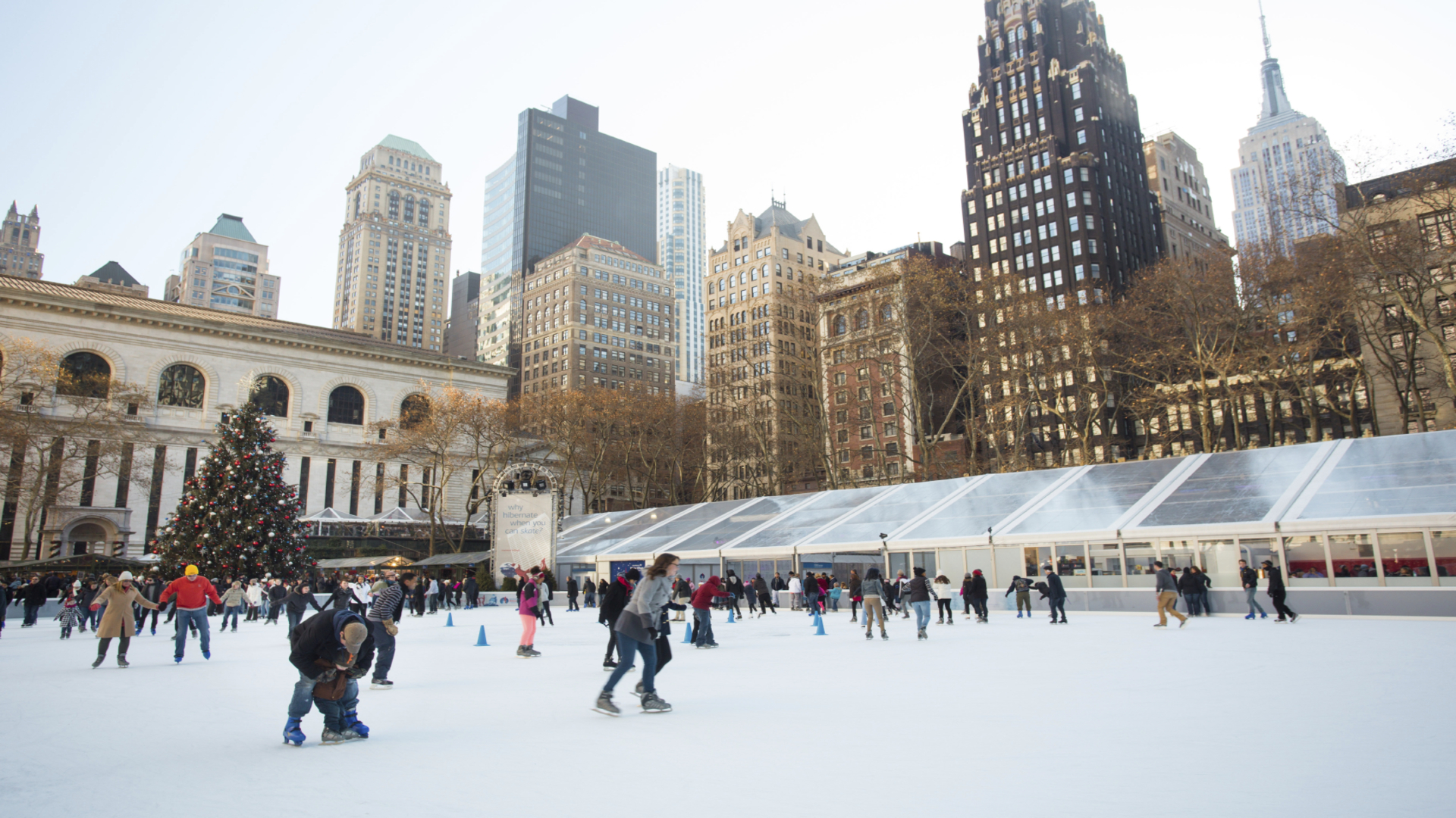 The Rink at Bryant Park
