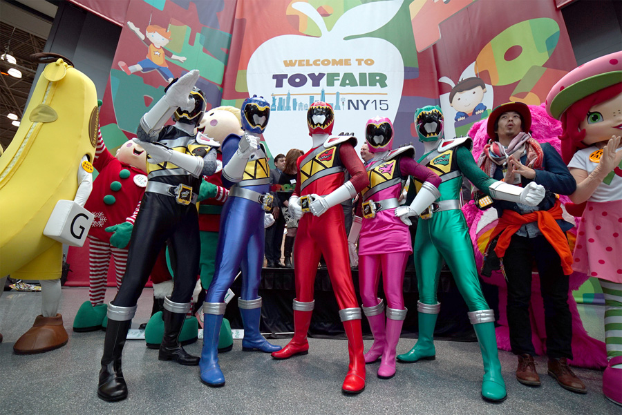 The North American International Toy Fair 2017