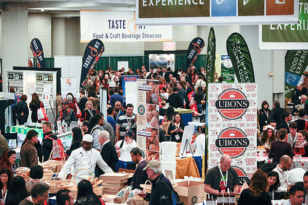 The International Restaurant & Foodservice Show 2017
