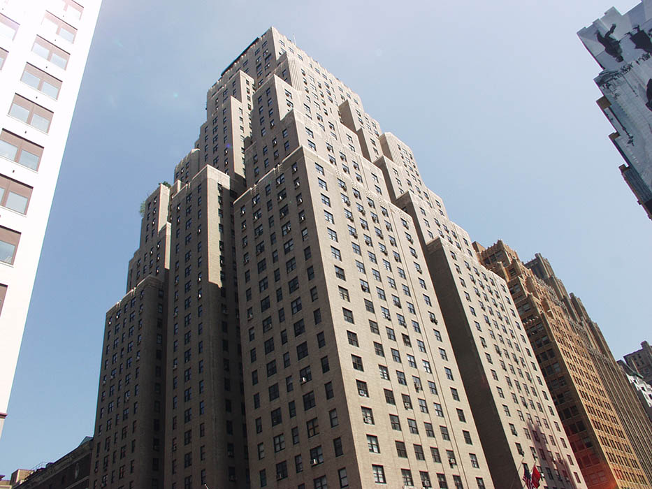 5 of the most famous art deco buildings in new york city. Black Bedroom Furniture Sets. Home Design Ideas