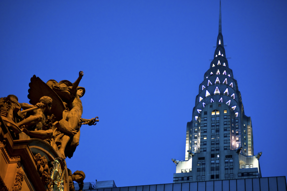 Here Are The Five Most Famous Art Deco Buildings You Should See During Your Stay In New York City
