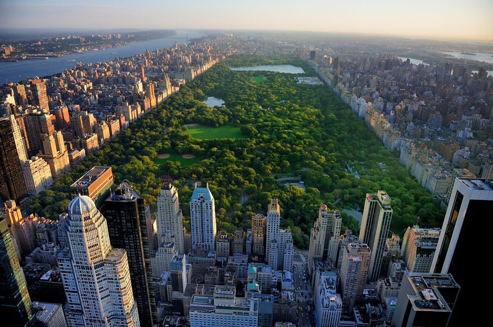 5 Parks in Manhattan to Discover This Summer