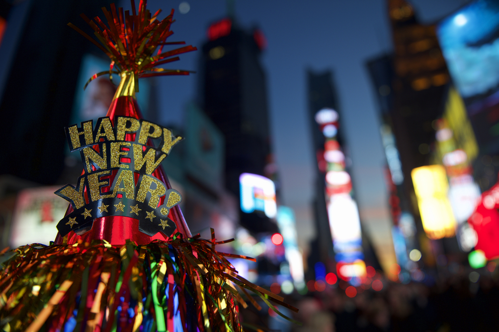 Original Ways to Ring In the New Year in NYC