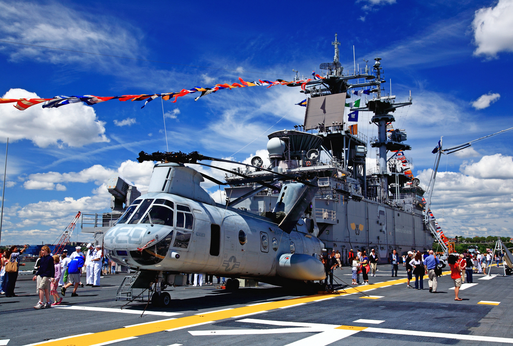 Fleet Week in New York City