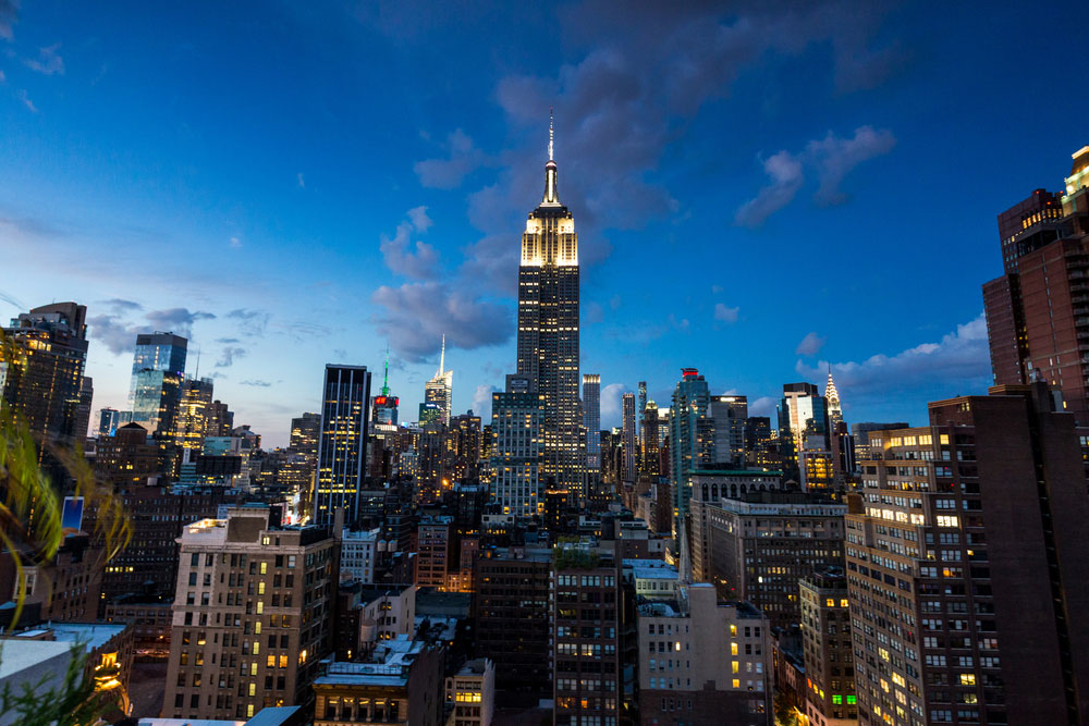5 Rooftop Bars to Visit This Summer in NYC