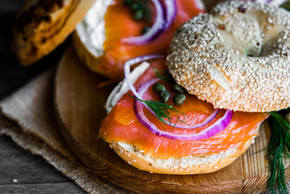 Best Bagels in NYC