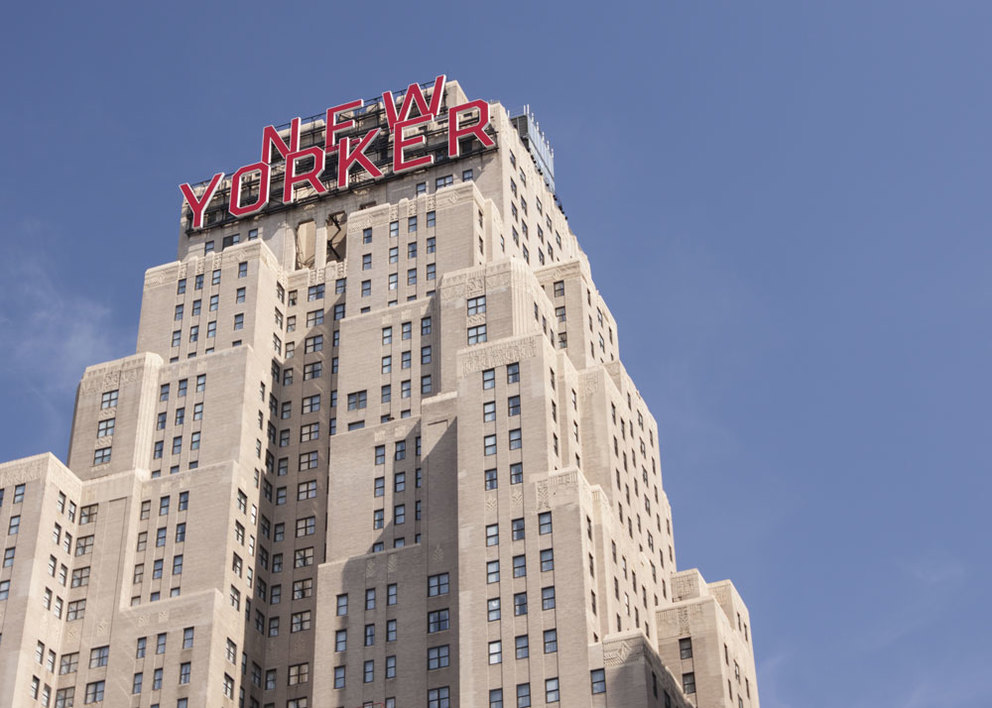 Fun Facts About The New Yorker Hotel: Part 1