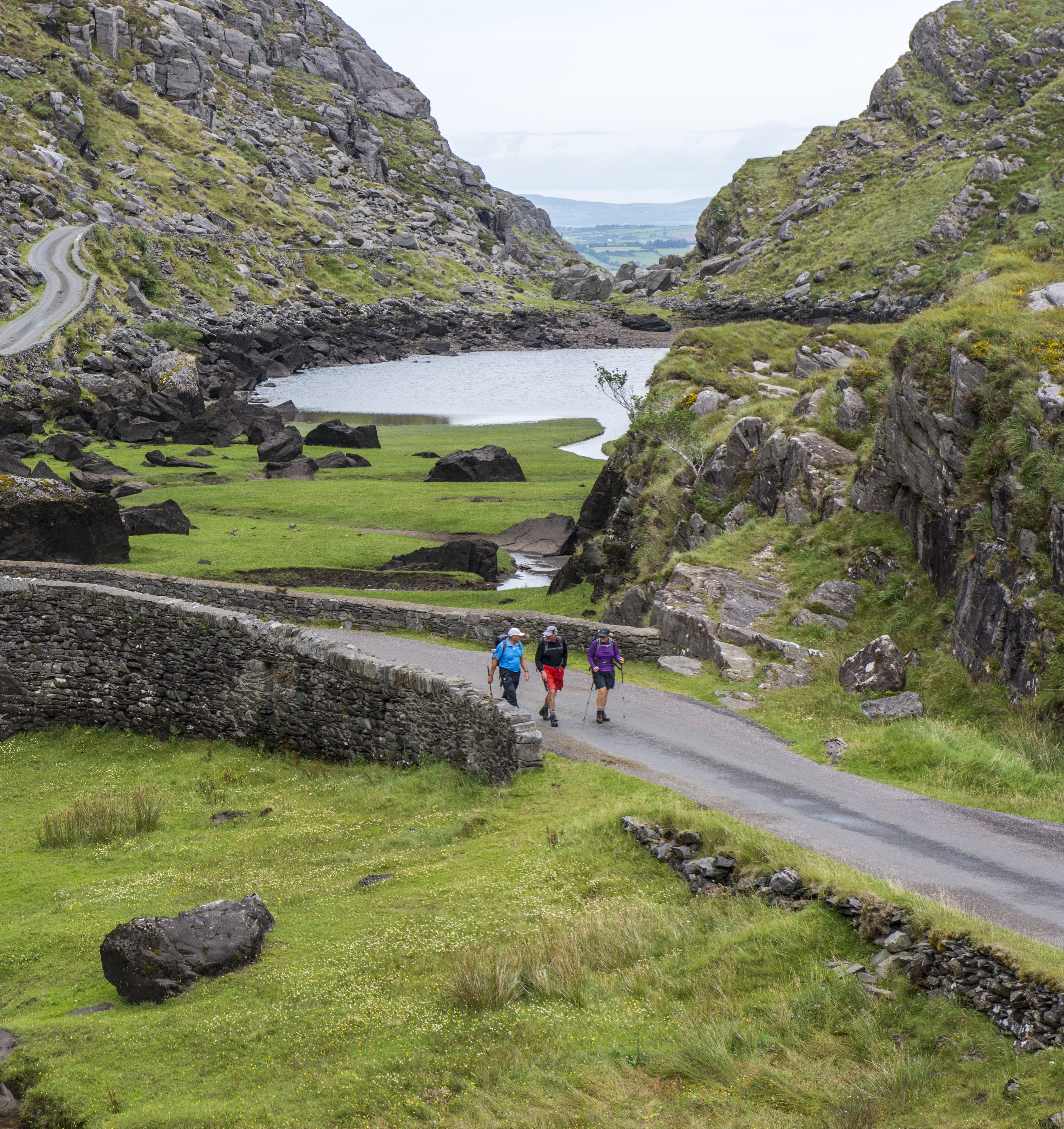 Ring of Kerry Hike