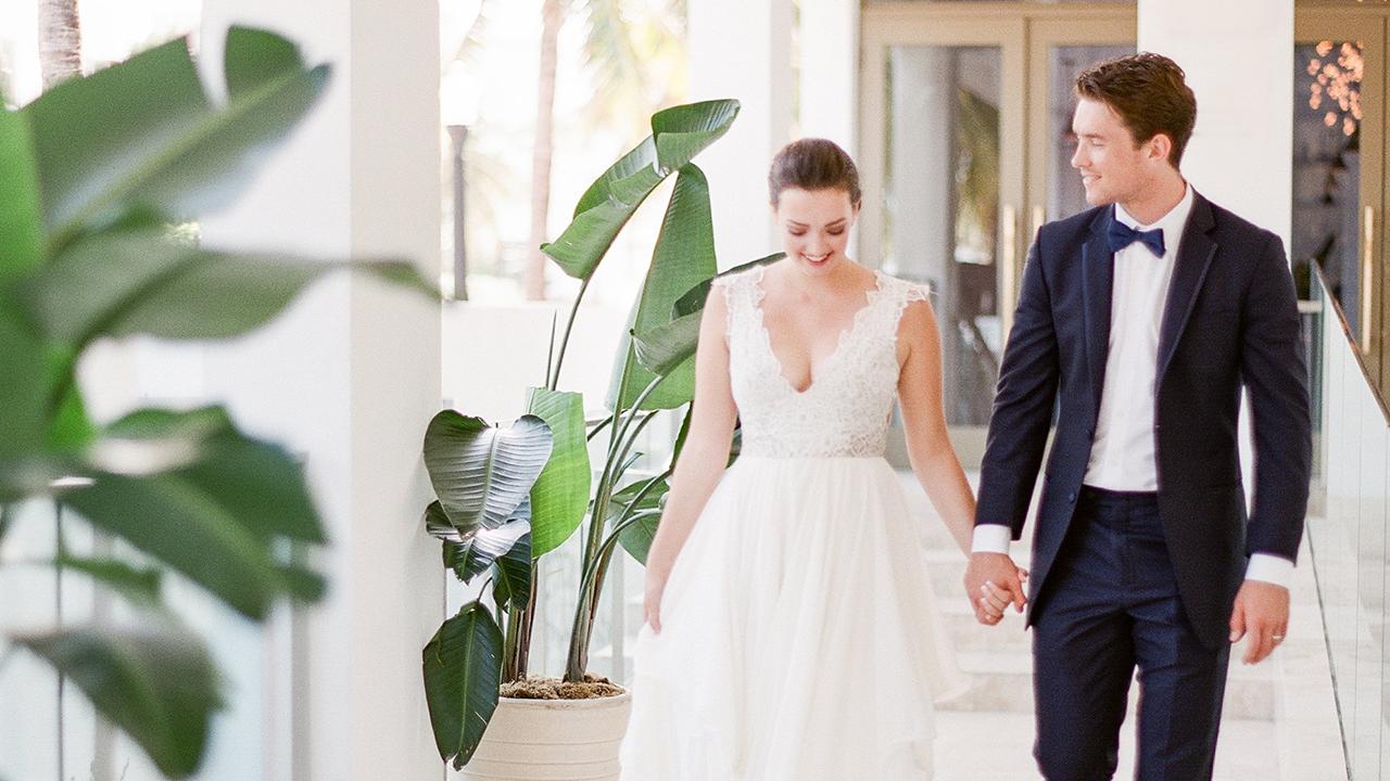 Shelborne South Beach Wedding Editorial
