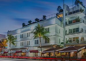 boutique miami hotel photos | the bentley hotel gallery