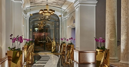 The New Aria Hotel Budapest - Video