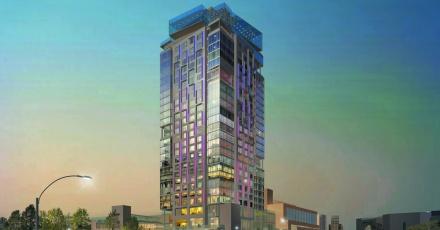 Video: Hotel X Toronto opening in 2017