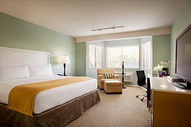 Tiburon King Room In Marin County The Lodge At Tiburon