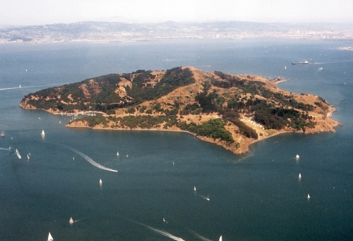 Adventure on Angel Island