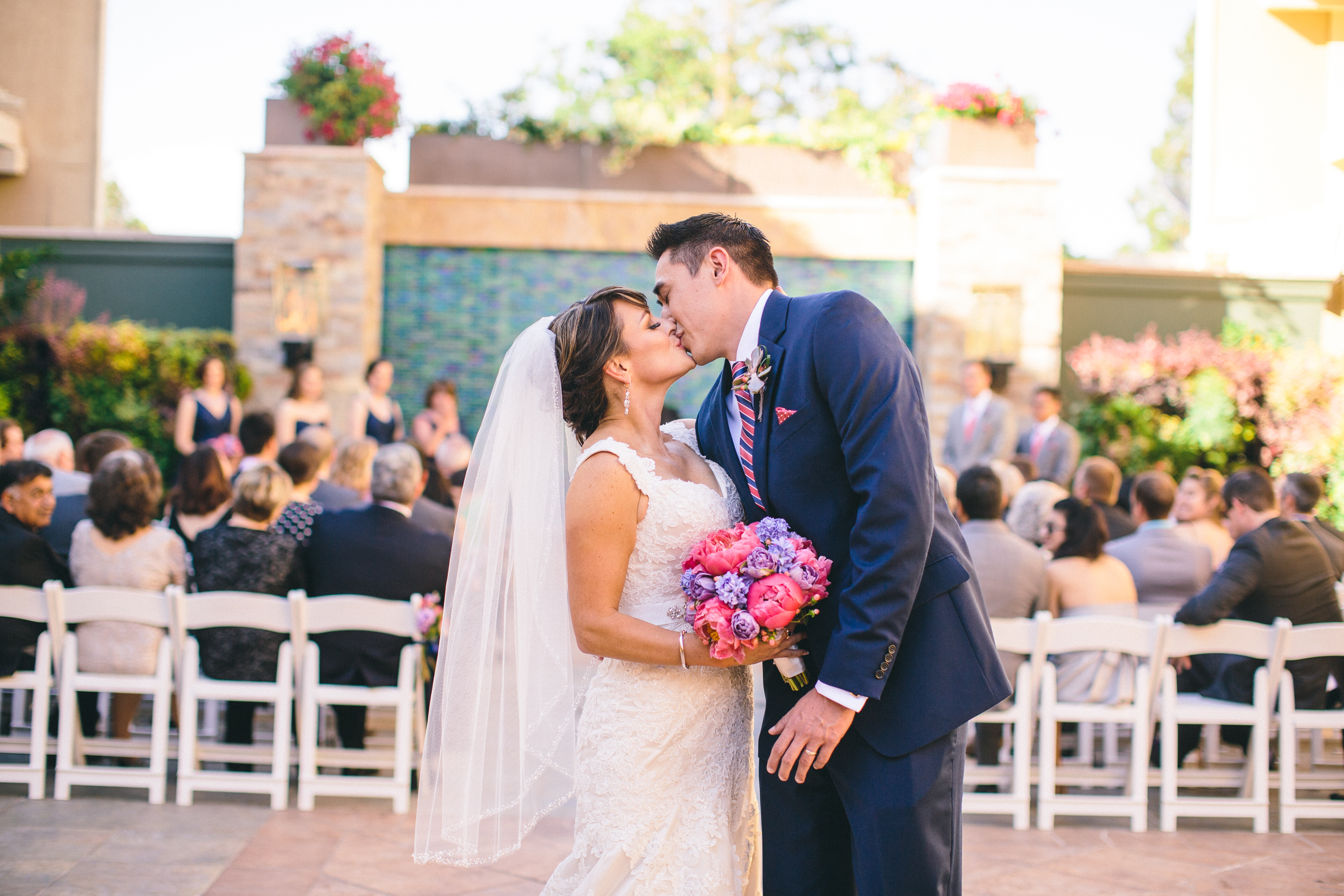 Toll House Hotel Los Gatos Wedding