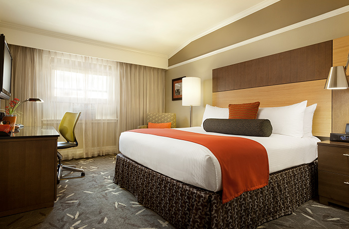Deluxe King Rooms near Union Square | Hotel Abri