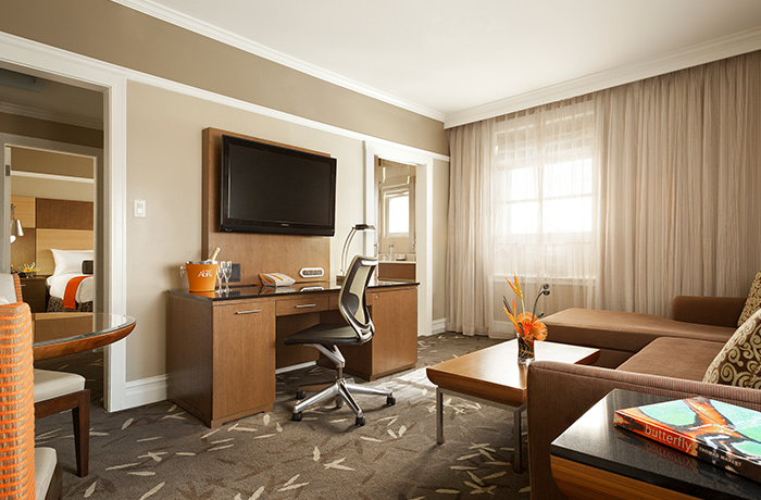 Luxury Hotel Suites near Union Square | Hotel Abri