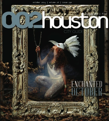 002 Houston Magazine Cover