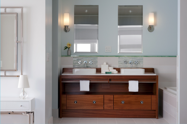 Mansion Junior Suite Bathroom