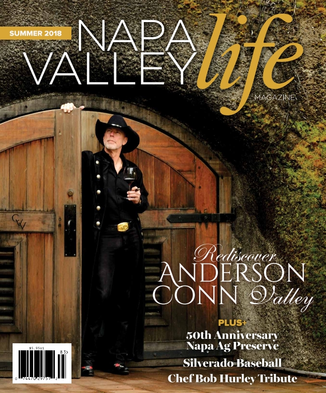 Napa Valley Life Cover Photo