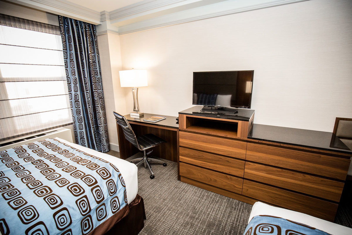 Superior Double/Double Room