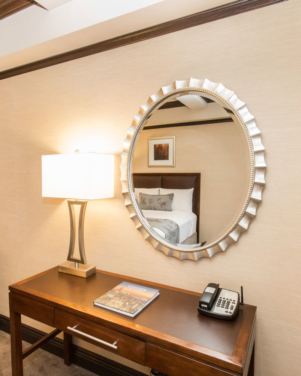 Executive Double/Double Room