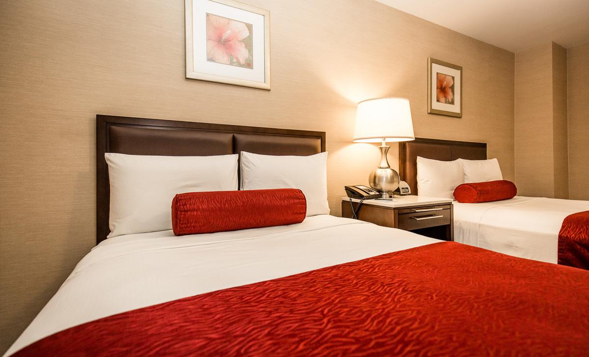 Deluxe Double Double Room The Belvedere Hotel