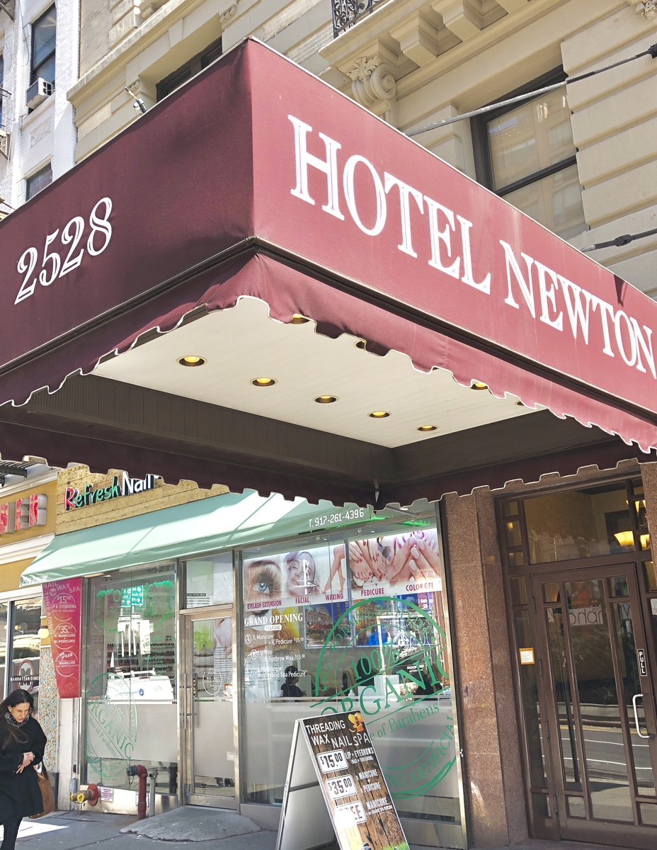 Boutique Uws Hotels In Nyc The Hotel Newton