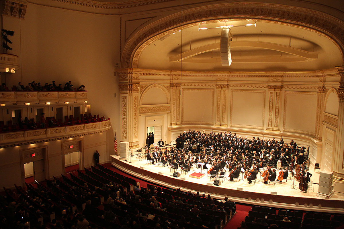 New York Pops: Let's Be Frank at Carnegie Hall