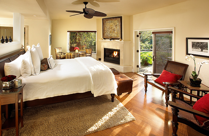 Luxury King Spa Guestrooms | Milliken Creek Inn & Spa