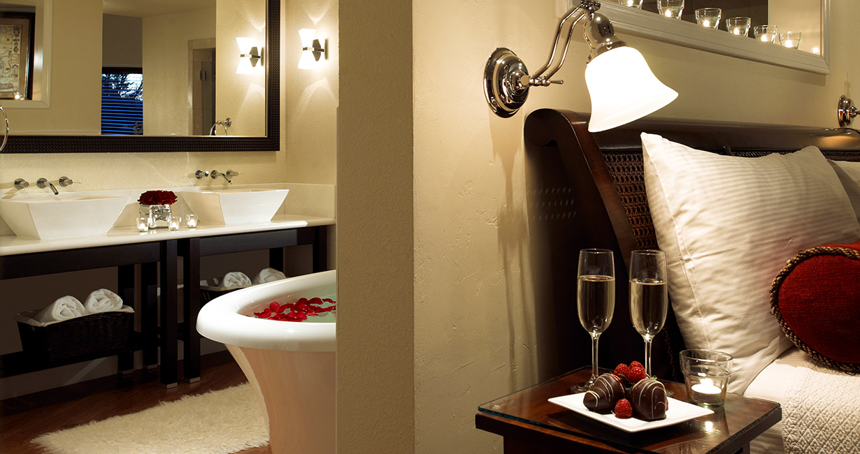 Luxury King Spa Guestrooms