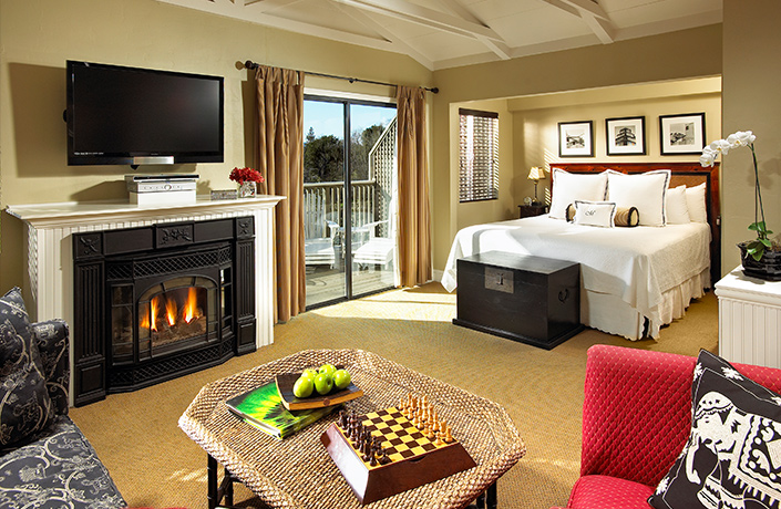 Deluxe King Spa Guestrooms | Milliken Creek Inn & Spa